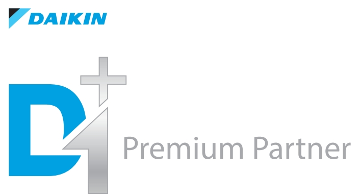 Our Daikin D1+ Premium Partner status renewed