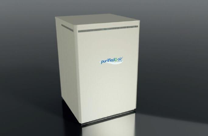 Air Purifier & Virus Irradiation Unit